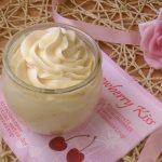 Crema ganache al cioccolato bianco