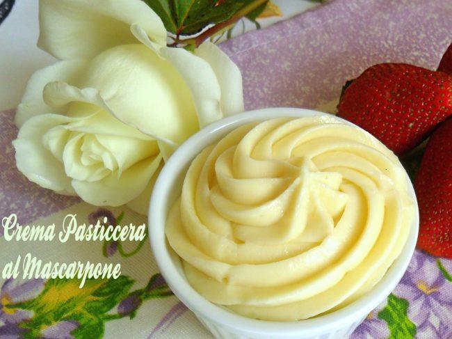 Crema Pasticcera al mascarpone