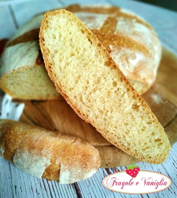 Pane casa fatto in casa