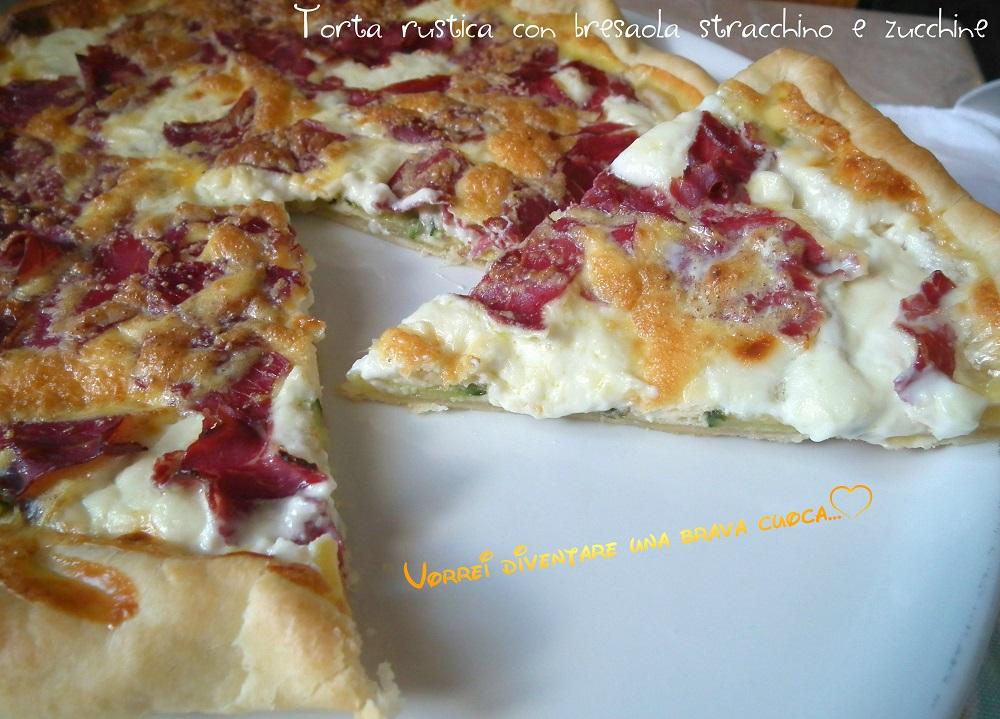 Torta rustica con bresaola stracchino e zucchine (1)
