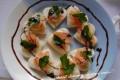 Cuoricini di pancarrè al salmone