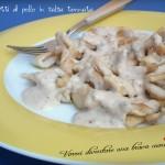 Straccetti di pollo in salsa tonnata