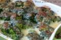 Broccoli gratinati con salsa mornay