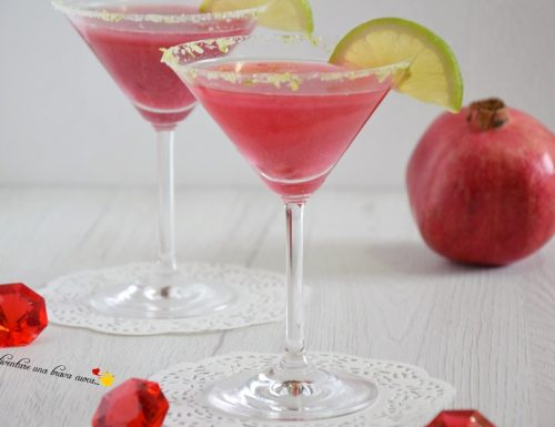 Cocktail alla melagrana