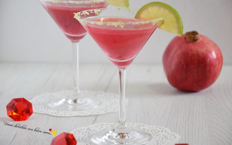 Cocktail alla melagrana