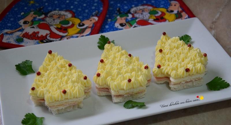 Antipasti Alberelli Di Natale.Alberelli Di Pancarre Vorrei Diventare Una Brava Cuoca