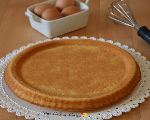 Crostata morbida ricetta base
