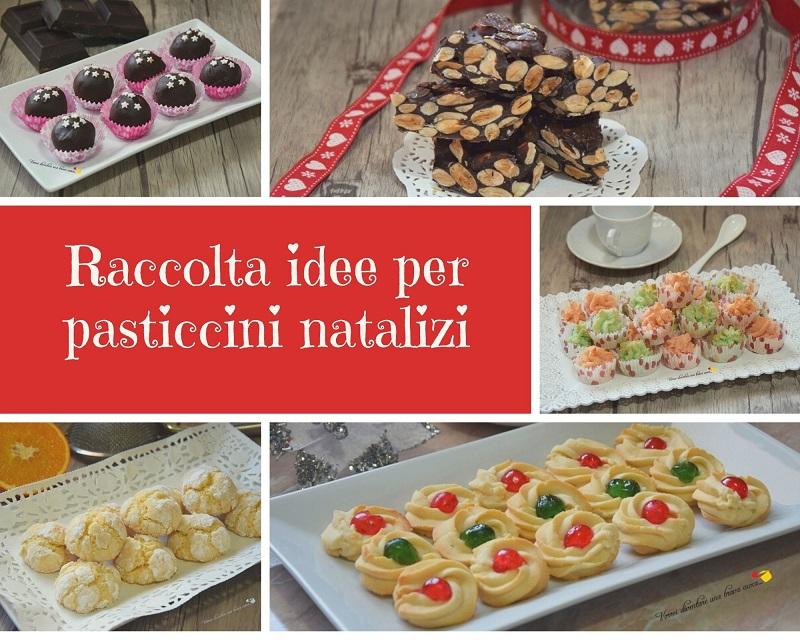 raccolta idee per pasticcini natalizi