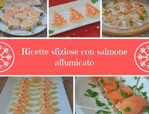 Ricette sfiziose con salmone affumicato