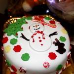 Torta natalizia