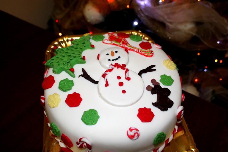 Ricerca ricette con decorazioni torte natalizie - Decorazioni torte natalizie ...