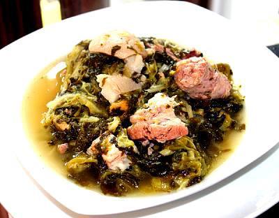 La minestra maritata ricetta campana