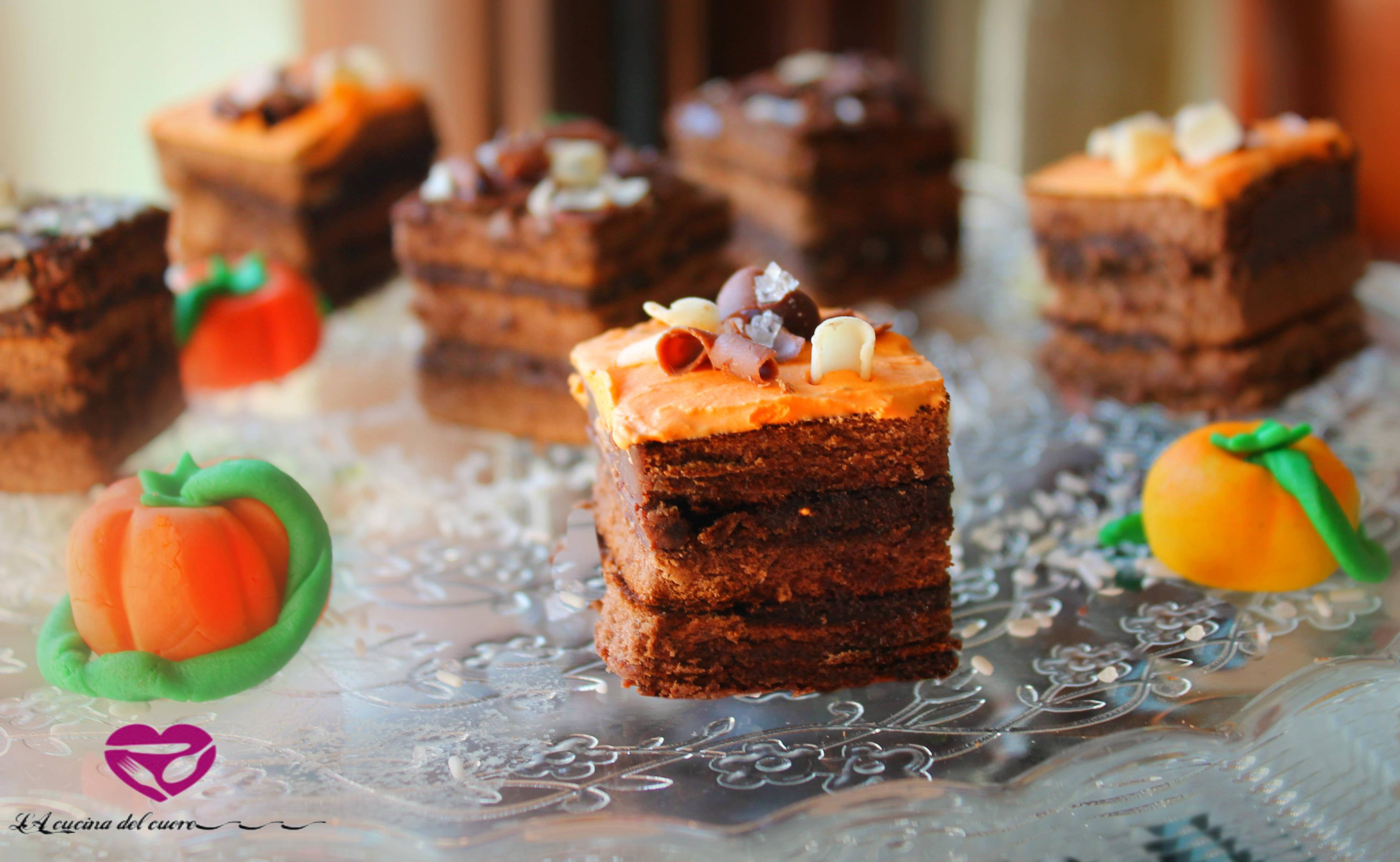 Ricerca ricette con sacher al cioccolato bianco - La cucina del cuore ...