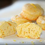 Muffins ricotta e limone