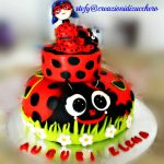 Torta ladybug