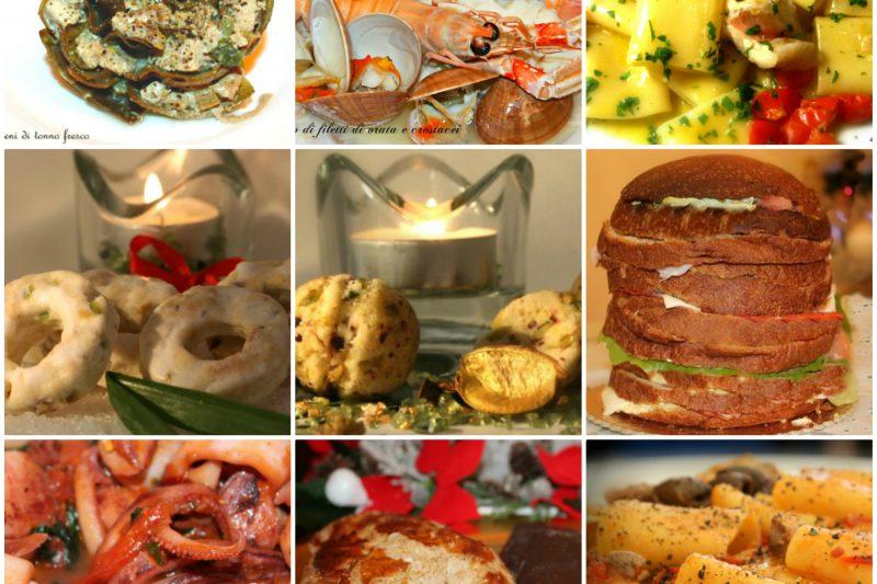 Raccolta ricette menu' di capodanno