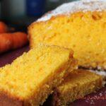 Torta di mandorle e carote