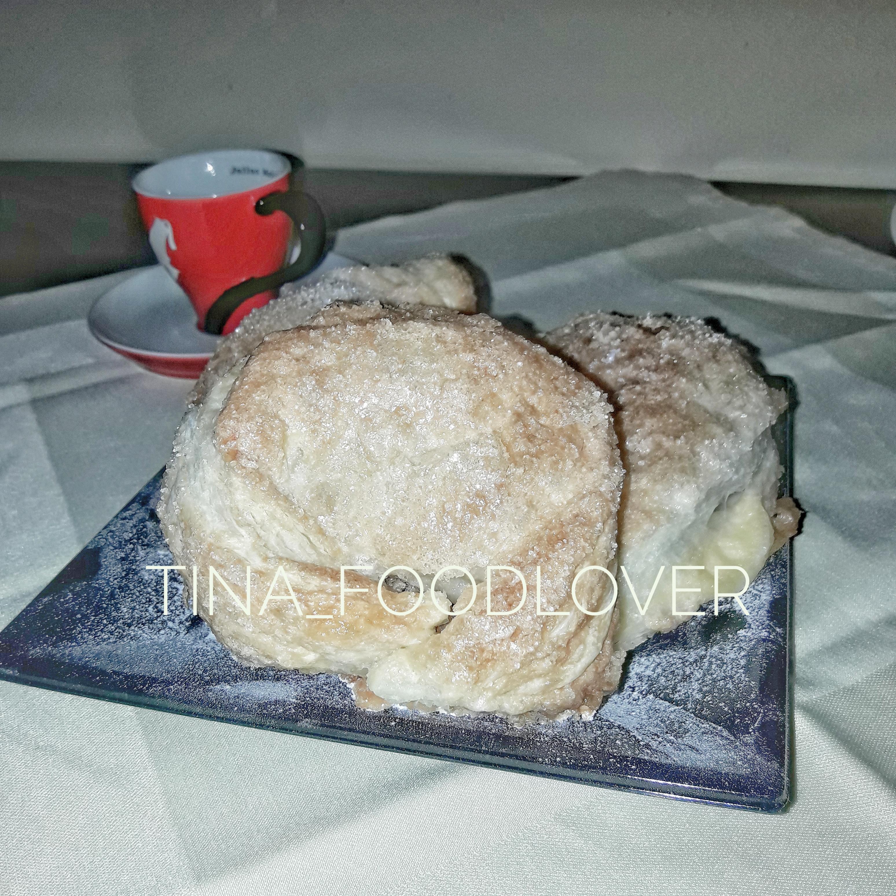 Sfogliatine Dolci Versione Veloce Cucina Con Tina