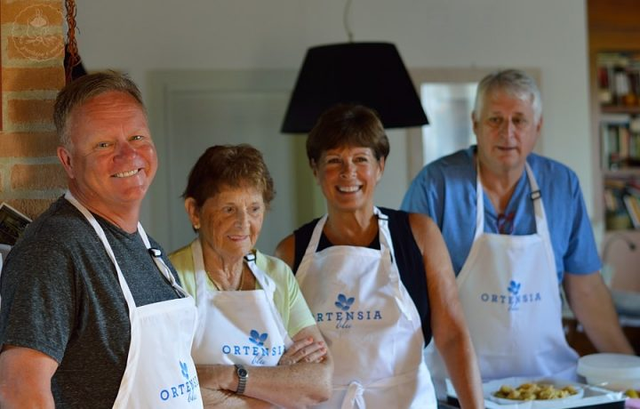 Traditional home cooking and Prosecco tour: una cooking class a Castelfranco