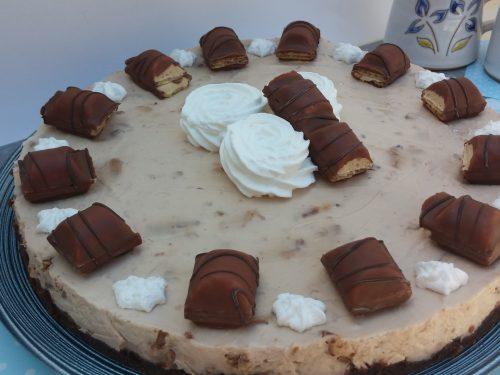 Cheesecake Kinder Bueno