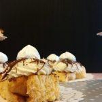 dolcetti di pandoro al cocco