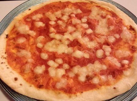 Piadina pizza, ricetta veloce