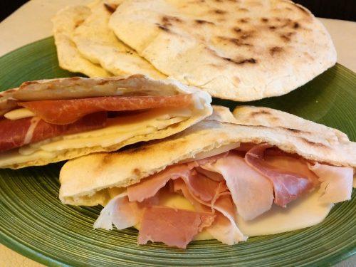 Pita, ricetta semplice cotta in padella