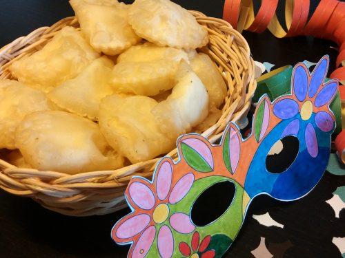 Ravioli dolci di ricotta, ricetta dolce di carnevale