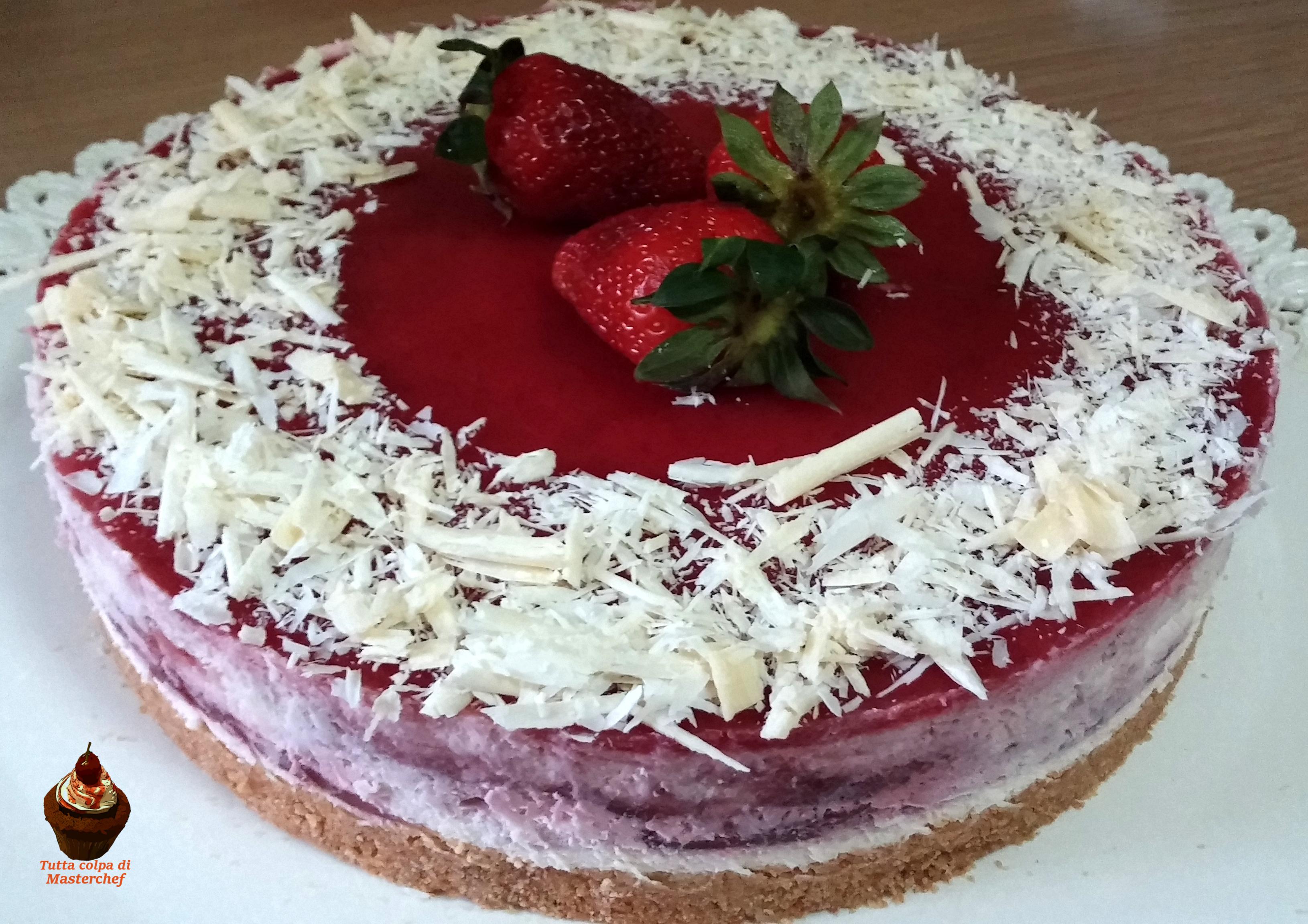 Ricerca ricette con cioccolato bianco decorazioni for Decorazioni torte con fragole e cioccolato