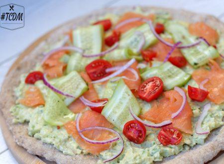 Pizza con semi di chia – pizza a 4 mani