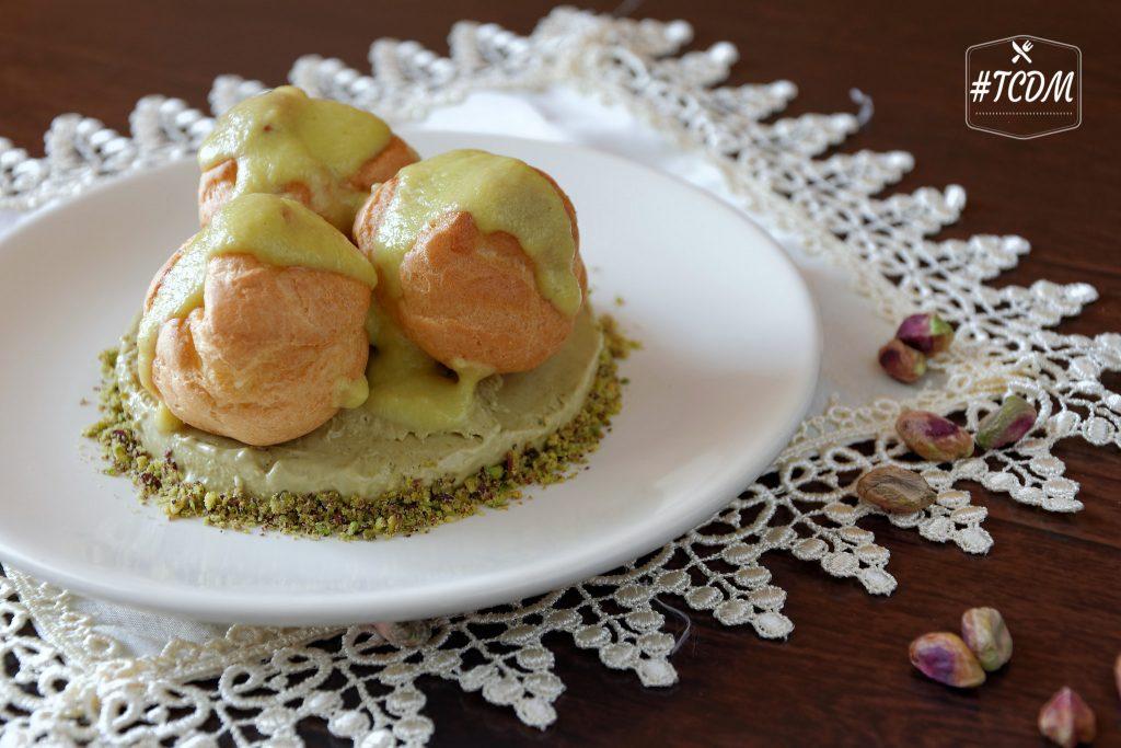 parfait al pistacchio