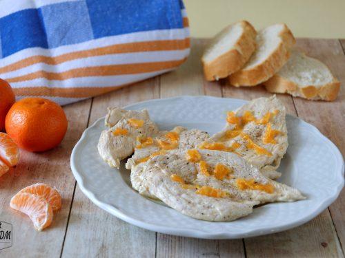 Pollo alle clementine, ricetta secondo veloce