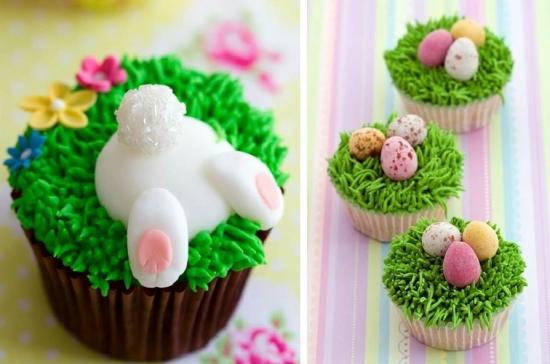 Come fare i cupcakes di Pasqua