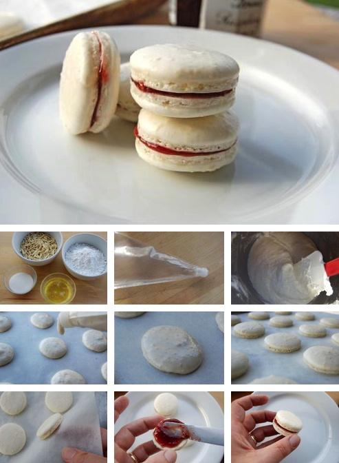 Come fare i macaron