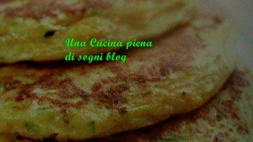 Ricette Vegetariane:  Frittelle alle zucchine