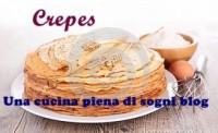 Crepes: Crepes con ricotta e champignon