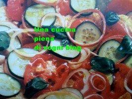Ricette Vegetariane:  Panzanella