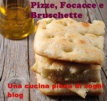 Pizze, Focacce e Bruschette: Torta salata con mozzarella e pomodori
