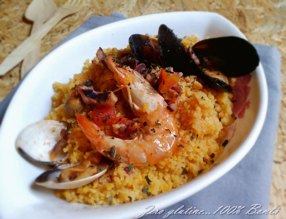 how to cook italian couscous