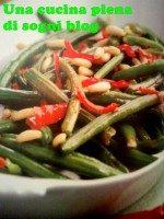Ricette Vegetariane: Fagiolini saporiti