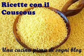 Ricette con il couscous:  Couscous con moscardini