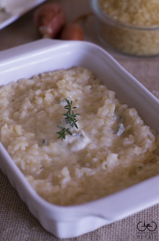 Ricette al microonde risotto al gorgonzola una cucina for Cottura microonde