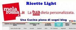 Blog amico :   Melarossa- Ricette Light