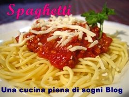 Spaghetti: Spaghetti con pesto di prezzemolo