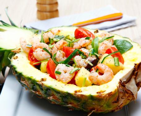 insalata-di-ananas-e-gamberetti