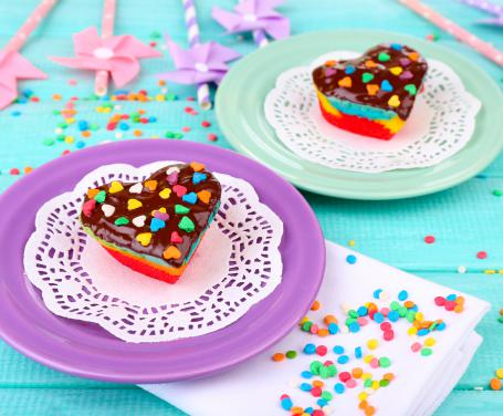 muffin-arcobaleno