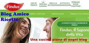 Blog Amico: Findus sito ufficiale