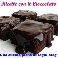Ricette con il cioccolato: Rotolo al cacao con panna, Nutella e gocce di cioccolato