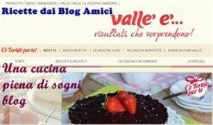 Blog Amico: Vallè- C'è torta per te