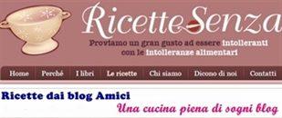 Blog Amico: Ricette Senza